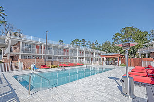 Tallahassee Hotel with pool