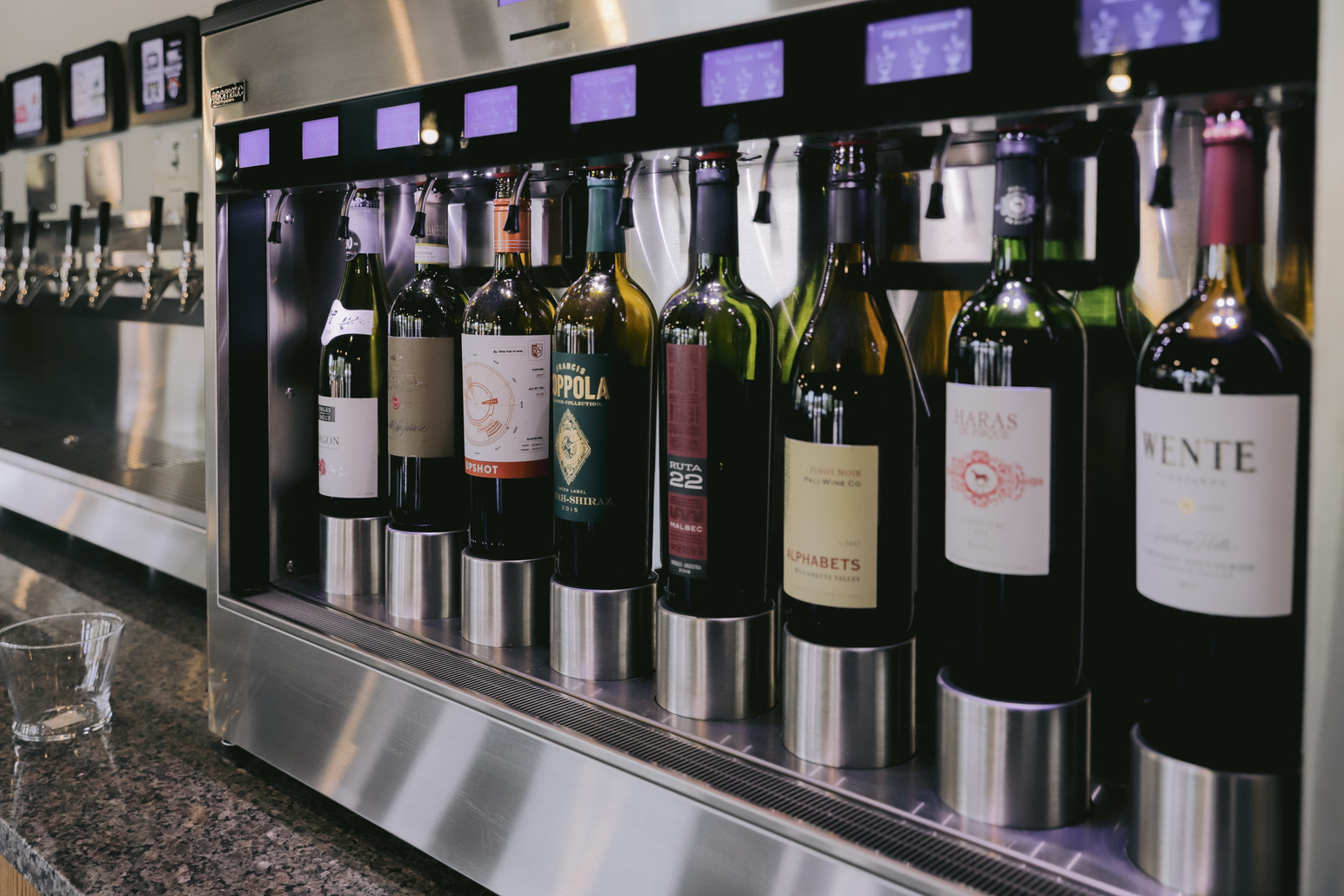 Eight Red Wines To Choose From