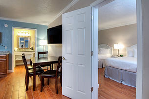 Two Room Suite With Privacy Door