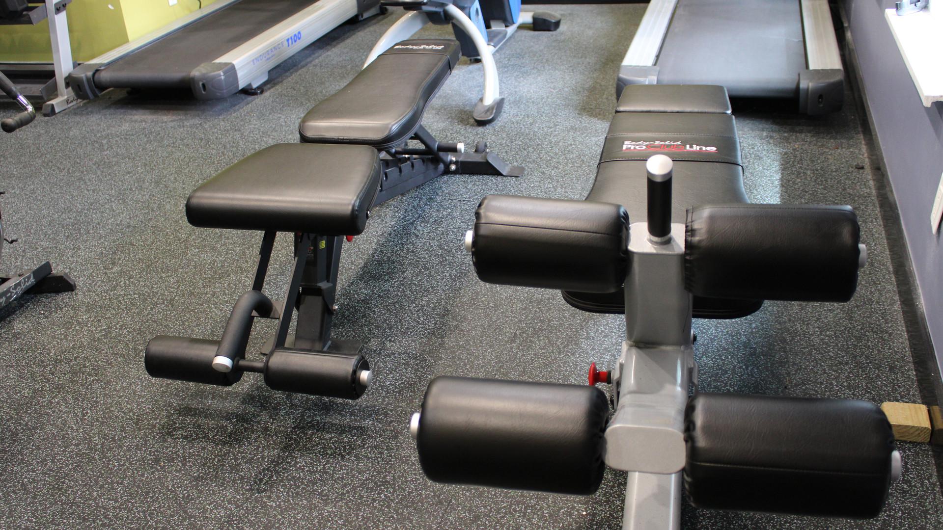 Gym - Benches.JPG