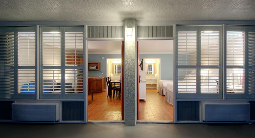 Unique Two Room Suite