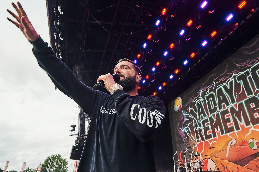 A Day To Remember - Jeremy McKinnon