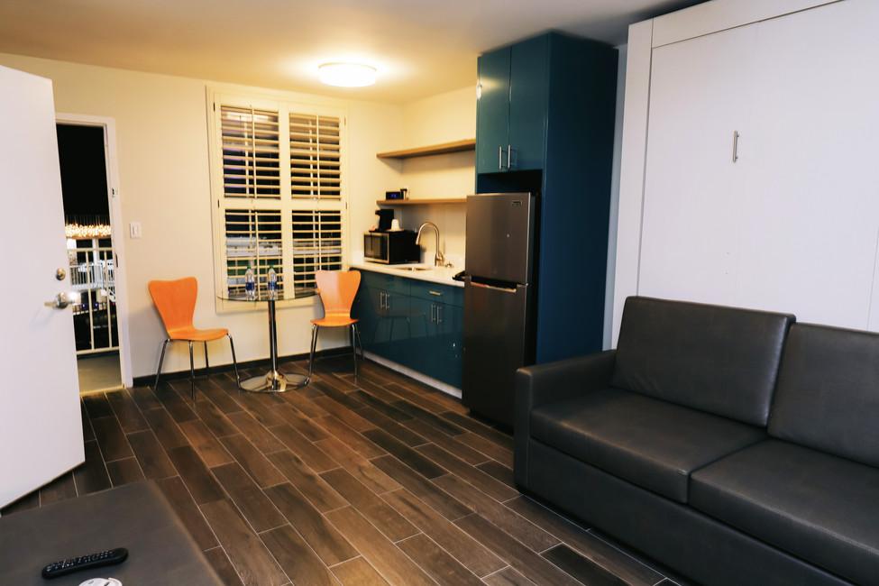 Flex-Suites That Accomodate Two - Six