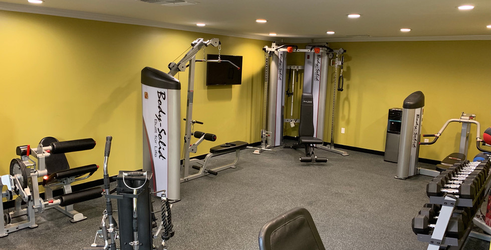 On-Site Full Gym