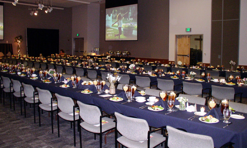 Our Partner, The College of Central Florida's Banquet Hall