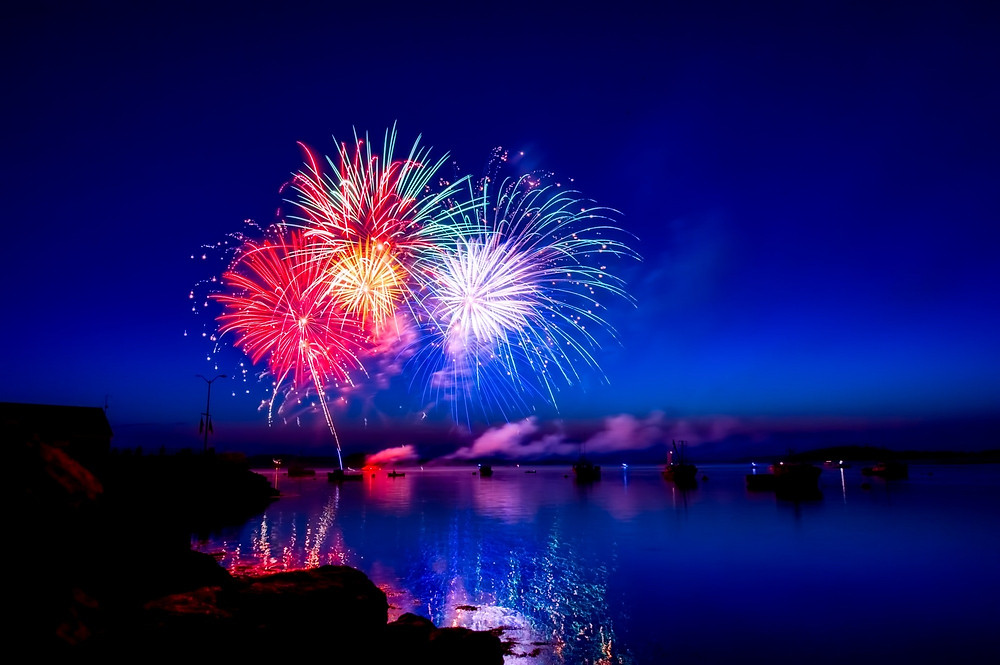 4th on Flagler Fireworks