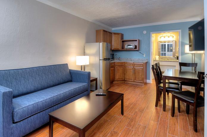 Hotel Living Suite