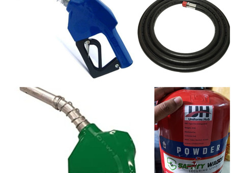 Petrol Pump & Gas Agency Accessories Available   COD & All India Delivery
