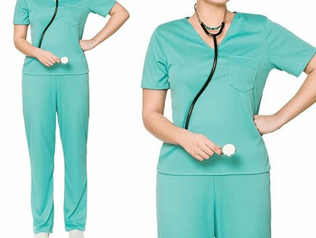 Hospital Uniforms Online : Scrubs, Aprons Available in all Sizes