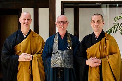 Chigen, Tenshin, Jokai
