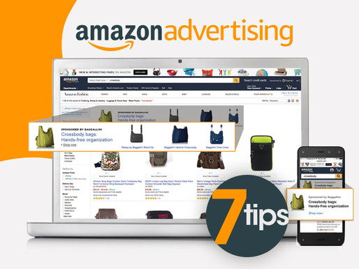 Top 7 advanced tips for Amazon advertising
