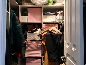 Closet/Arrecadação - 3,5h