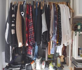 Closet - 1,5h/1pess