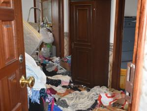 Recuperação de um apartamento