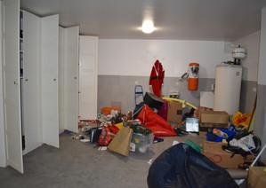 Garagem - 2,5h/2pess