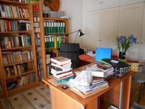 Escritório/Biblioteca - 3h 27/05/16