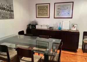 Sala de jantar/Escritório - 3h