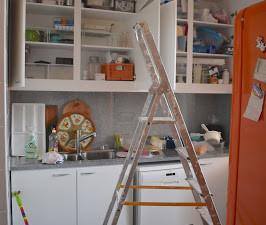 Cozinha - 6h/1pess + a proprietária