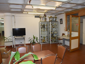 Casa do Pessoal do IVA - Projeto de remodelação