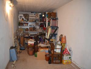Arrumação de uma garagem - 3h/2pess