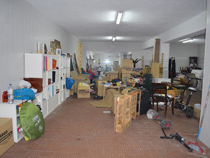 Garagem - 6h/2pess