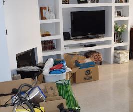 Sala de estar - 7h/1pess