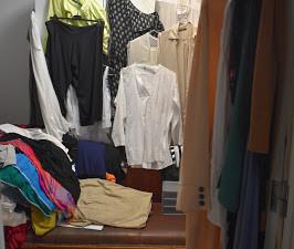 Closet e Quarto - 16h/2pess