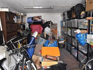 Garagem - 11h