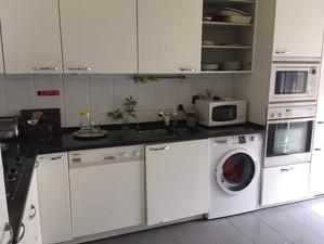 Organização de móveis da cozinha - 3h