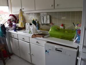 Cozinha e despensa - 7h/2pess
