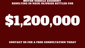 $1.2 Million Settlement!