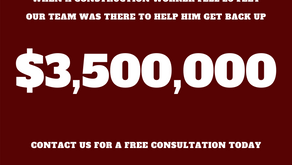 $3.5 Million Mediation Win!