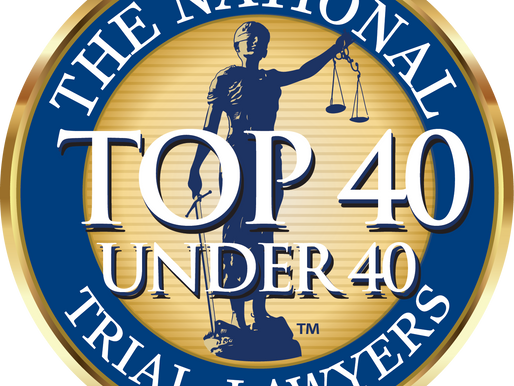 Managing Partner Dean Liakas named to Top 40 under 40 list