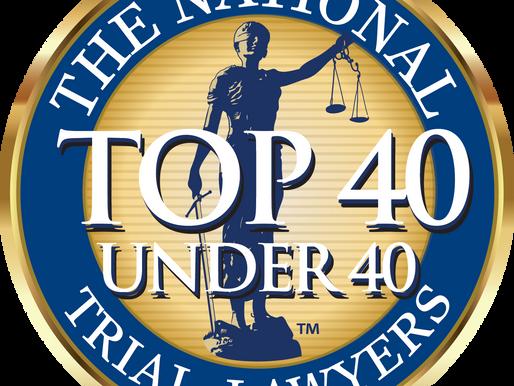 Managing Partner Dean Liakas named to Top 40 under 40 list