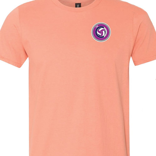 Anvil - Unisex Signing Day Tee (Coral)