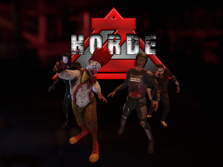 Hordez launch on Oculus Rift!