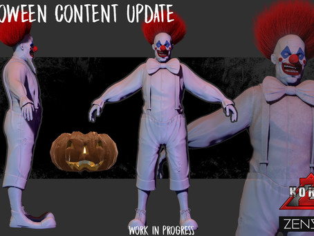 Halloween content coming soon!