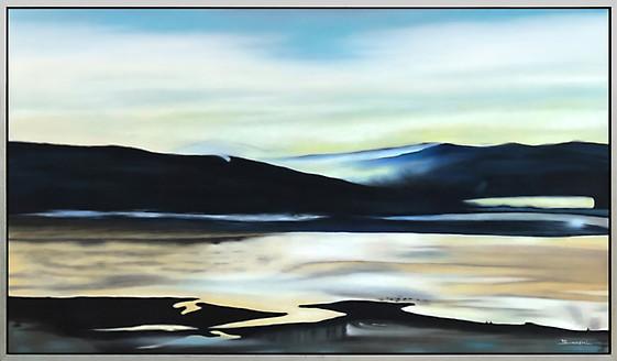 Blue Landscape 2