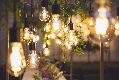 wedding flower lamp light decoration.jpg