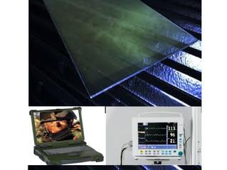 EMI Shielding windows