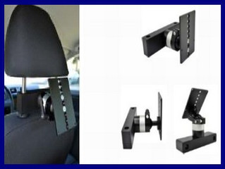 CAR REAR SEAT ARM