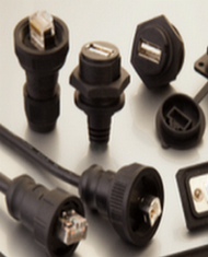 Waterproof Glass-filled connectors