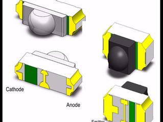 SMD 90° IR Sensors