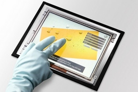 GLOVED USE & WATERPROOF TOUCH-SCREEN