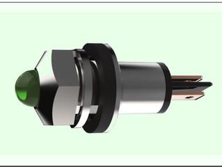 MIL-L-85762A  COMPLIANT LED's