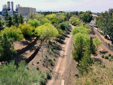 Flood Control & Community Infrastructure