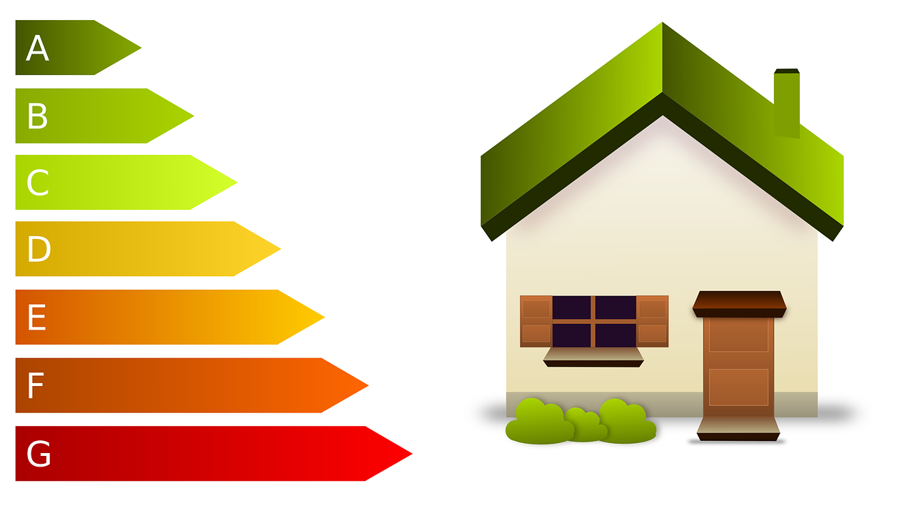 Upgrading your house's energy label