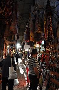 Israel tour guide, Muslim Quarter, Old City, Jerusalem