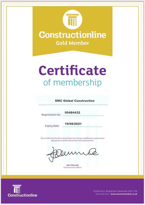 Gold Certificate DMC Global.jpg