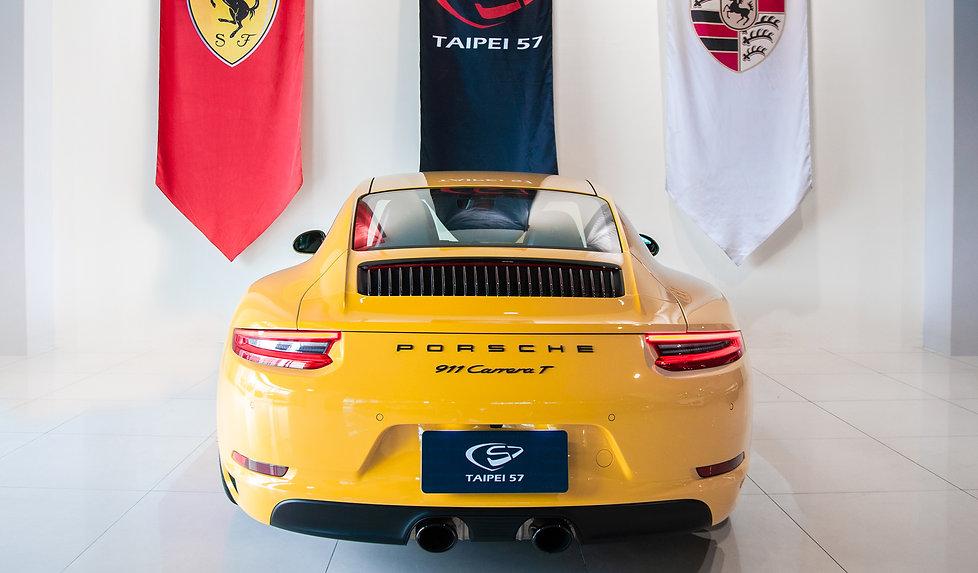 Porsche 911 Carrera T 991.2|Taipei57